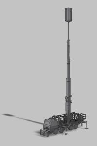 KRTP-86 - vysunutá